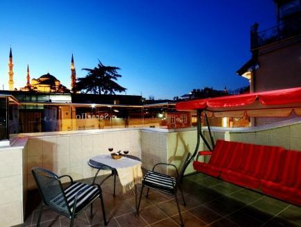 Seraglio Hotel And Suites