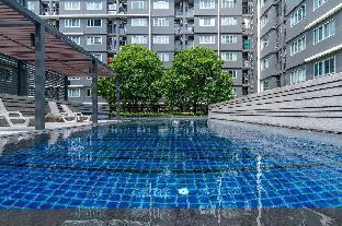 [スワンナプーム空港]スタジオ アパートメント(30 m2)/1バスルーム D condo ladkrabang Suvarnabhumi
