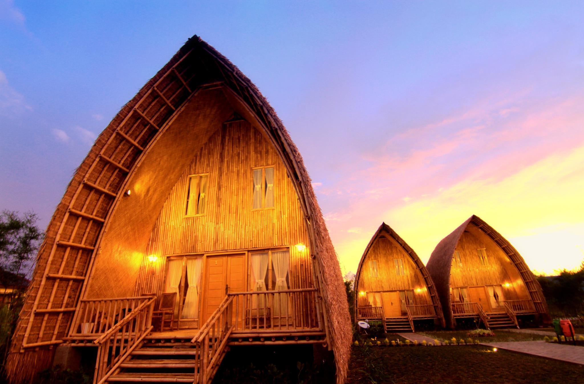 Villa ChavaMinerva Bambu   Lembang
