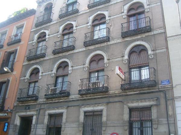 Hostal Olga Madrid
