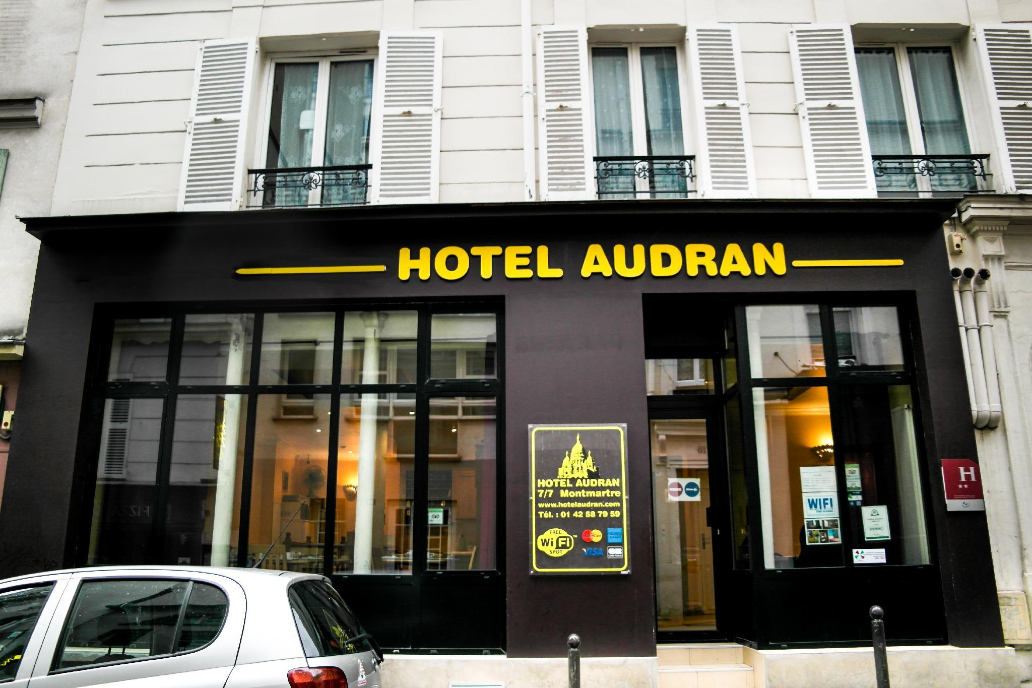 Audran Hotel