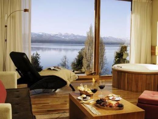 Design Suites Bariloche Hotel