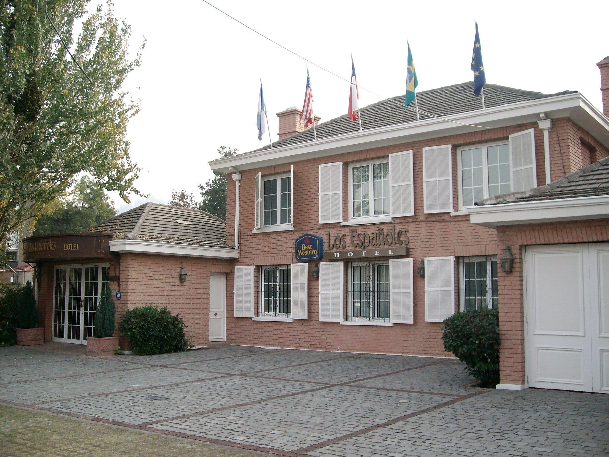 Los Espanoles Hotel