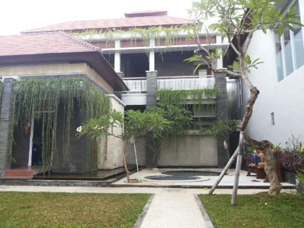 Hotel Merta Sari Jw Menuh I Bali