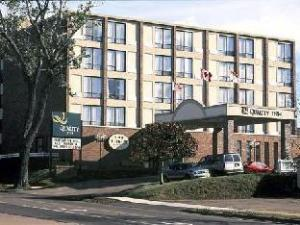 Par Quality Inn & Suites Downtown Charlottetown (Quality Inn & Suites Downtown Charlottetown)