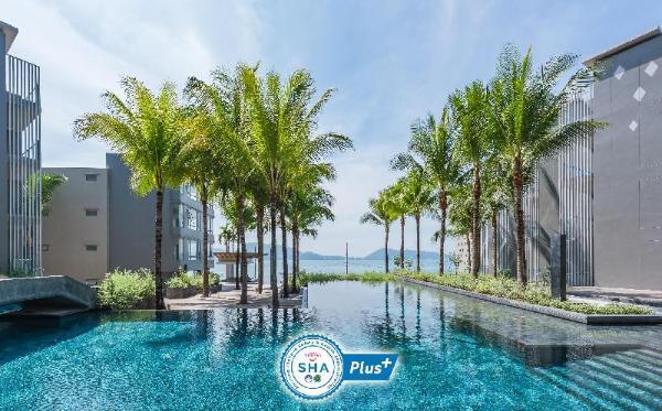 Oceanfront Beach Resort (SHA Plus+) Phuket