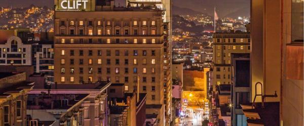 Clift San Francisco San Francisco