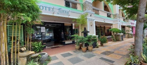 Hotel Johan Malacca