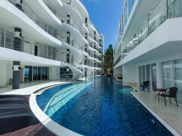 Sunset Plaza Serviced Apartments Phuket