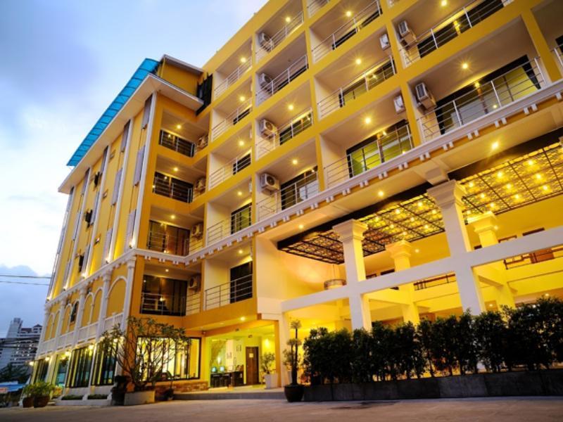 Ansino Bukit Hotel โรงแรมเอนชิโน บูกิต