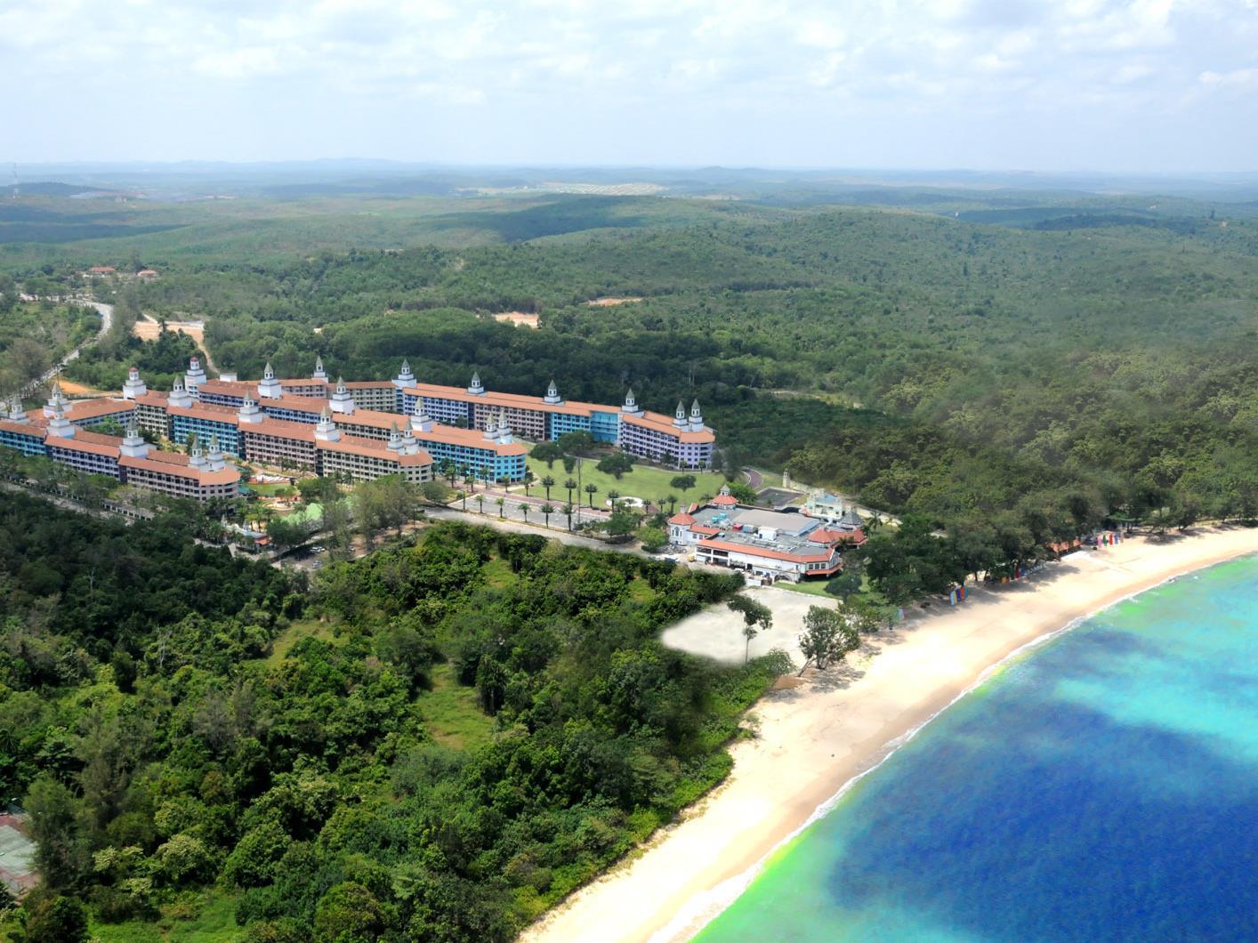 Lotus Desaru Beach Resort And Spa
