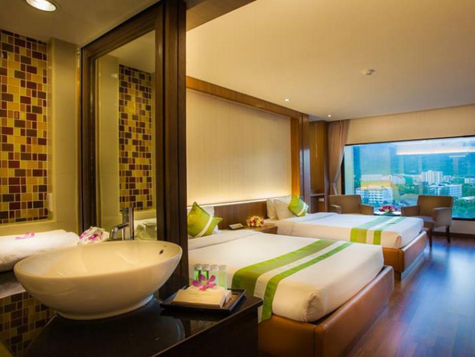 chiang mai grandview hotel
