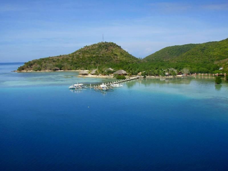 C Bay Beach Resort Hotel Coron