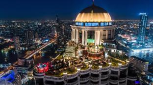 Tower Club at Lebua Hotel - Bangkok