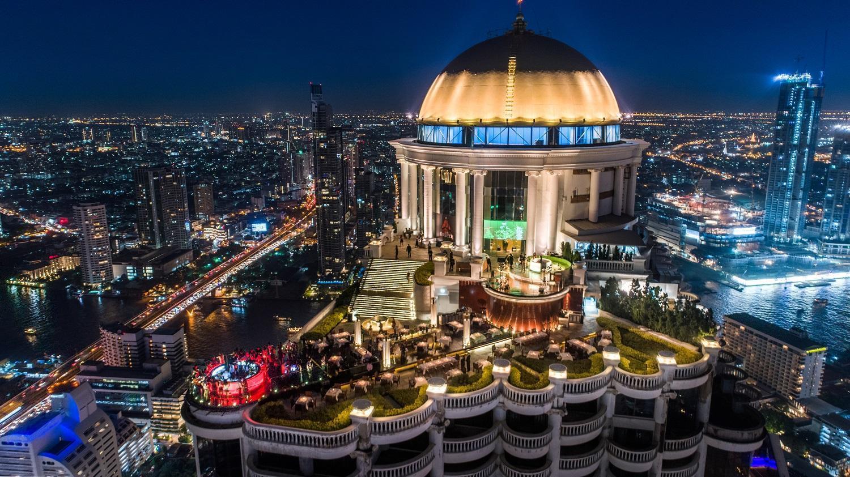 Tower Club at Lebua Hotel ทาวเวอร์ คลับ แอท เลอบัว โฮเต็ล