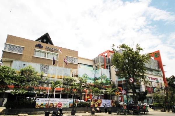 Anggrek Shopping Hotel Bandung