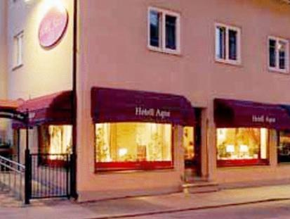Hotell Aqva Restaurang And Bar