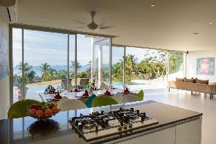 [バンポル]ヴィラ(180m2)| 6ベッドルーム/6バスルーム Six Bedroom Luxury Sea View Villa Astia