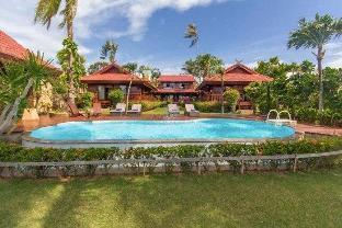 [チョンモン]ヴィラ(150m2)| 5ベッドルーム/3バスルーム Five BR Beachfront Villa Bangrak ~ Thai Style
