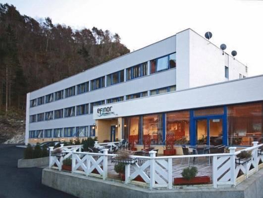 Kinn Hotell Flor�