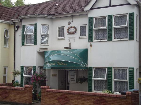 Polygon Villas Guest House Southampton