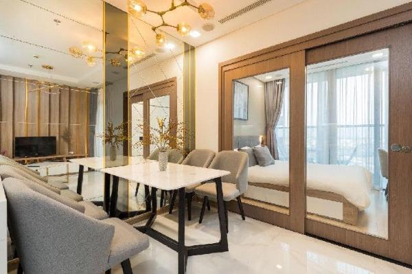 Vera Luxury Real Landmark 81 One Bedroom Ho Chi Minh City