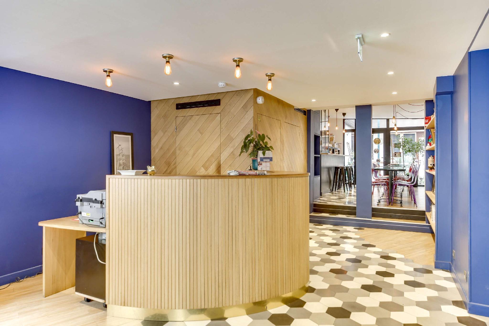 Hotel Kyriad Paris 12 Nation