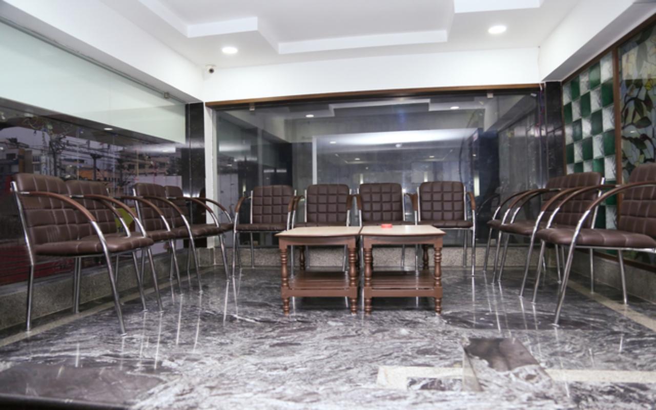 Review HOTEL SRI VENKATARAMANA RESIDENCY