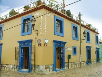 Hotel Cazomalli Oaxaca