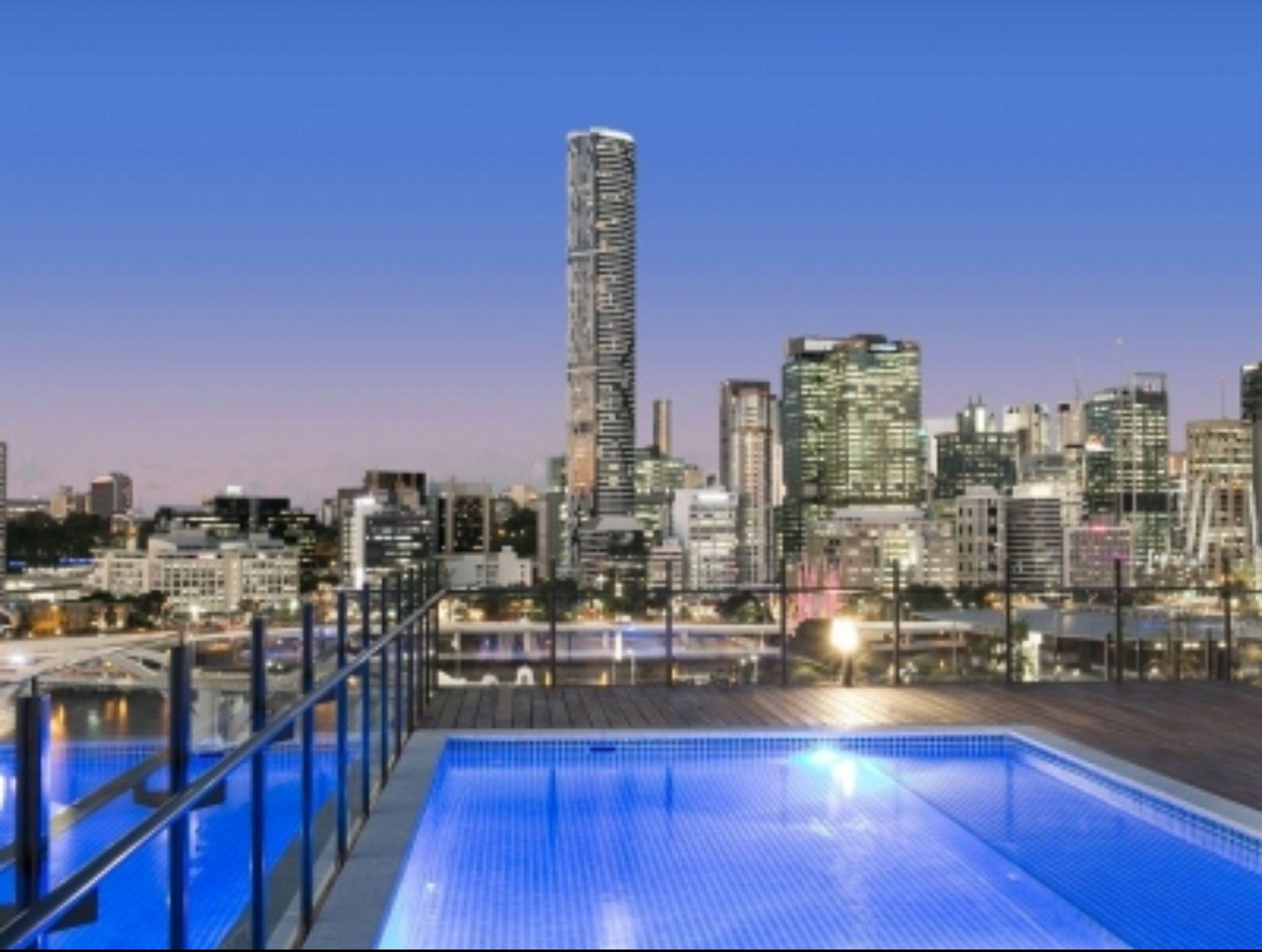 Spice Apartments South Brisbane
