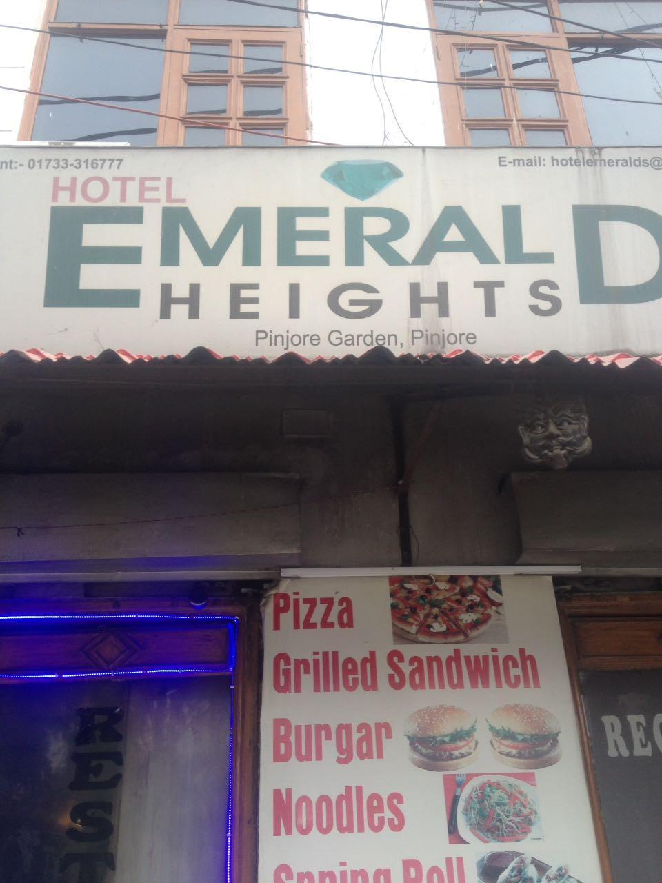 Hotel Emerald Heights Pinjore