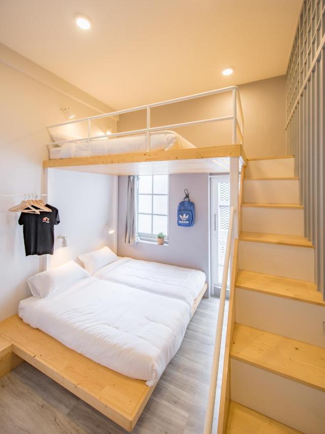 โรงแรมนอนเยาวราช – Nornyaowarat Hotel