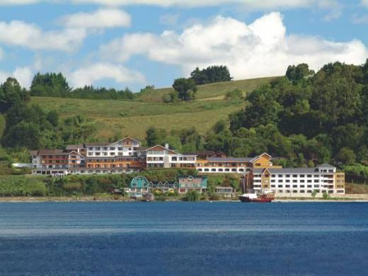 Hotel Cabana Del Lago Puerto Varas