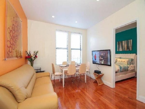 Hamilton Heights-Three Bedroom Apartment New York