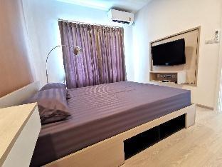 [チェラメー]アパートメント(29m2)| 1ベッドルーム/1バスルーム CPN Residence 1 Bedroom 1 Living room