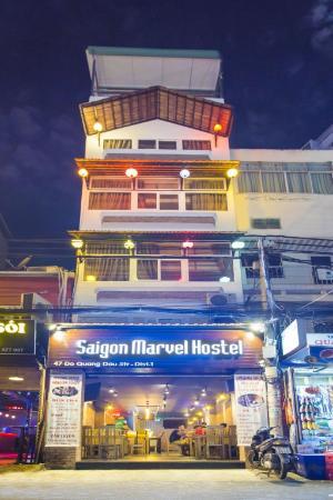 Saigon Marvel Hostel Ho Chi Minh City