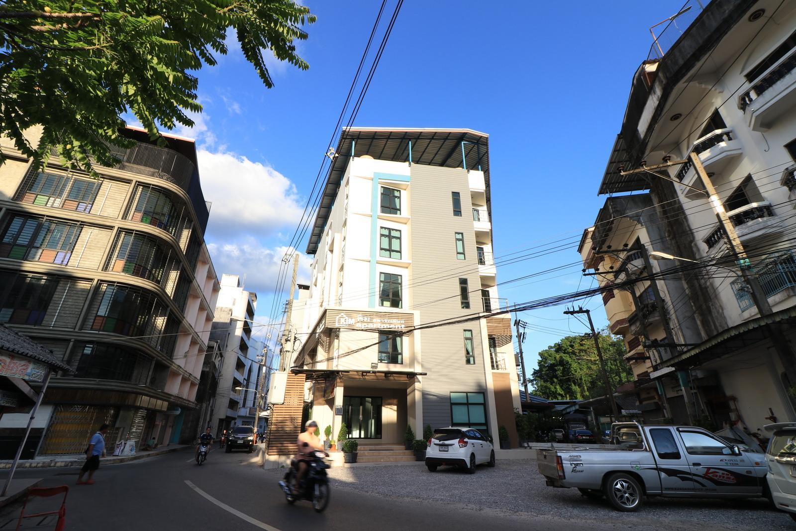 Kim Apartment At Mueng Chanthaburi By Hjz