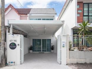 [バンチャーン]一軒家(118m2)| 2ベッドルーム/2バスルーム Ozzy's Home@Banchang