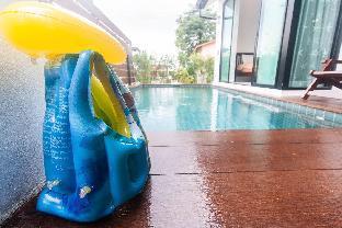 [クロンムアン]ヴィラ(100m2)| 2ベッドルーム/2バスルーム The pool intouch villa -Nearly beach 600 m.-