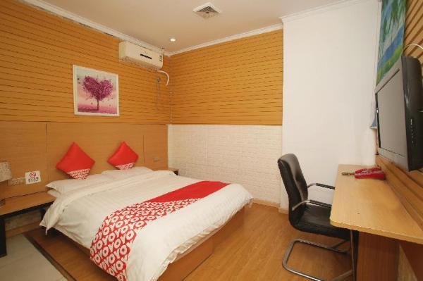 OYO Junyi Express Hotel Dongfeng Road Xianyang