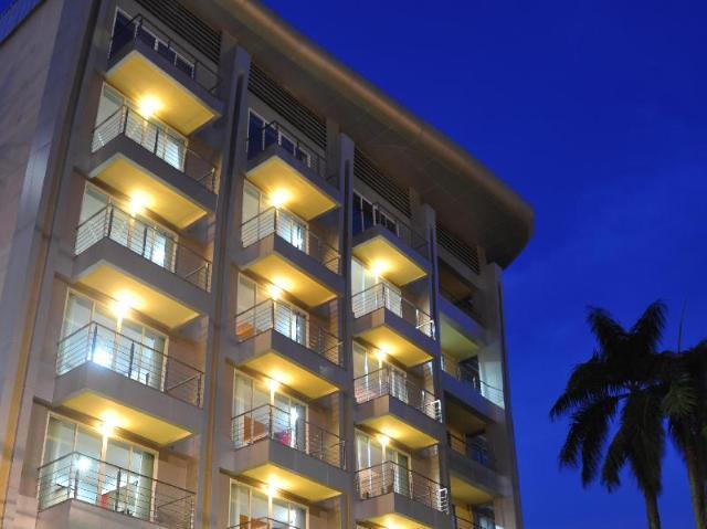 โรงแรม ปาล์ม@สุขุมวิท – Palms@Sukhumvit Hotel