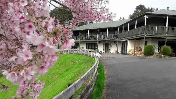 Karamu Valley Lodge Hamilton