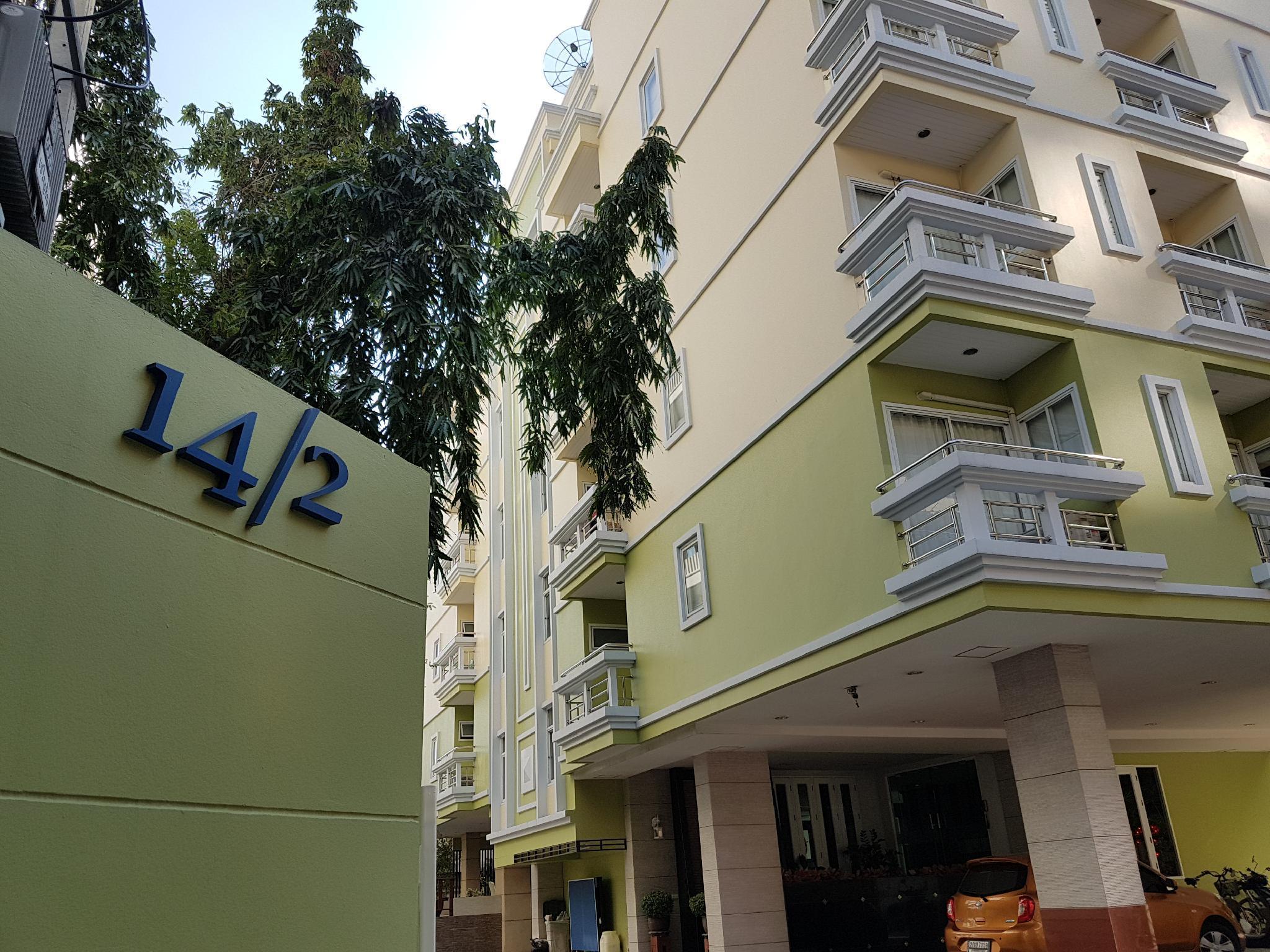 14 Place Sukhumvit Suites 4