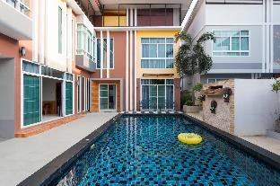[サンサーイ]ヴィラ(700m2)| 4ベッドルーム/4バスルーム Chiang Mia Private Pool Villa