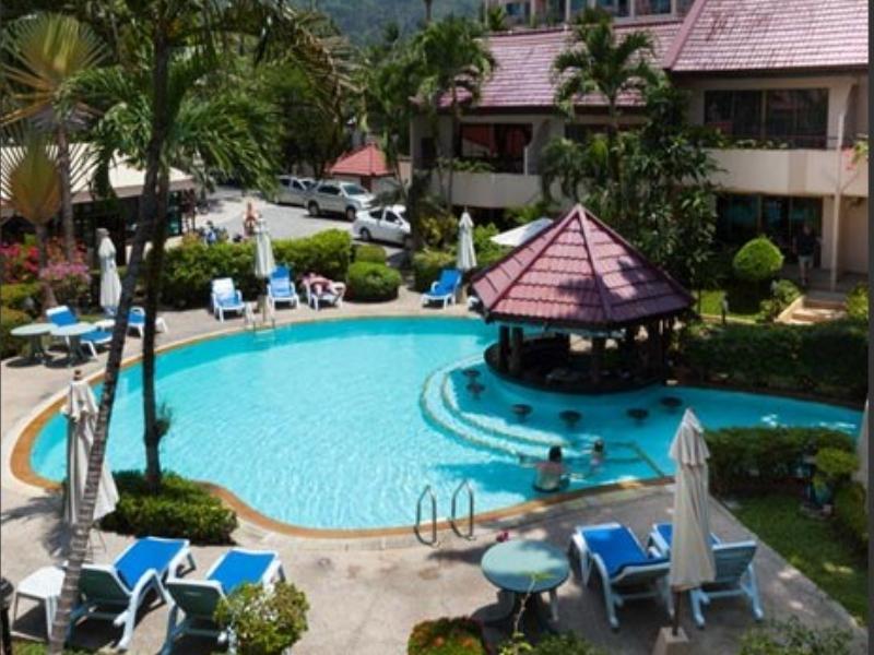 Swiss Palm Beach Hotel สวิส ปาล์ม บีช โฮเต็ล