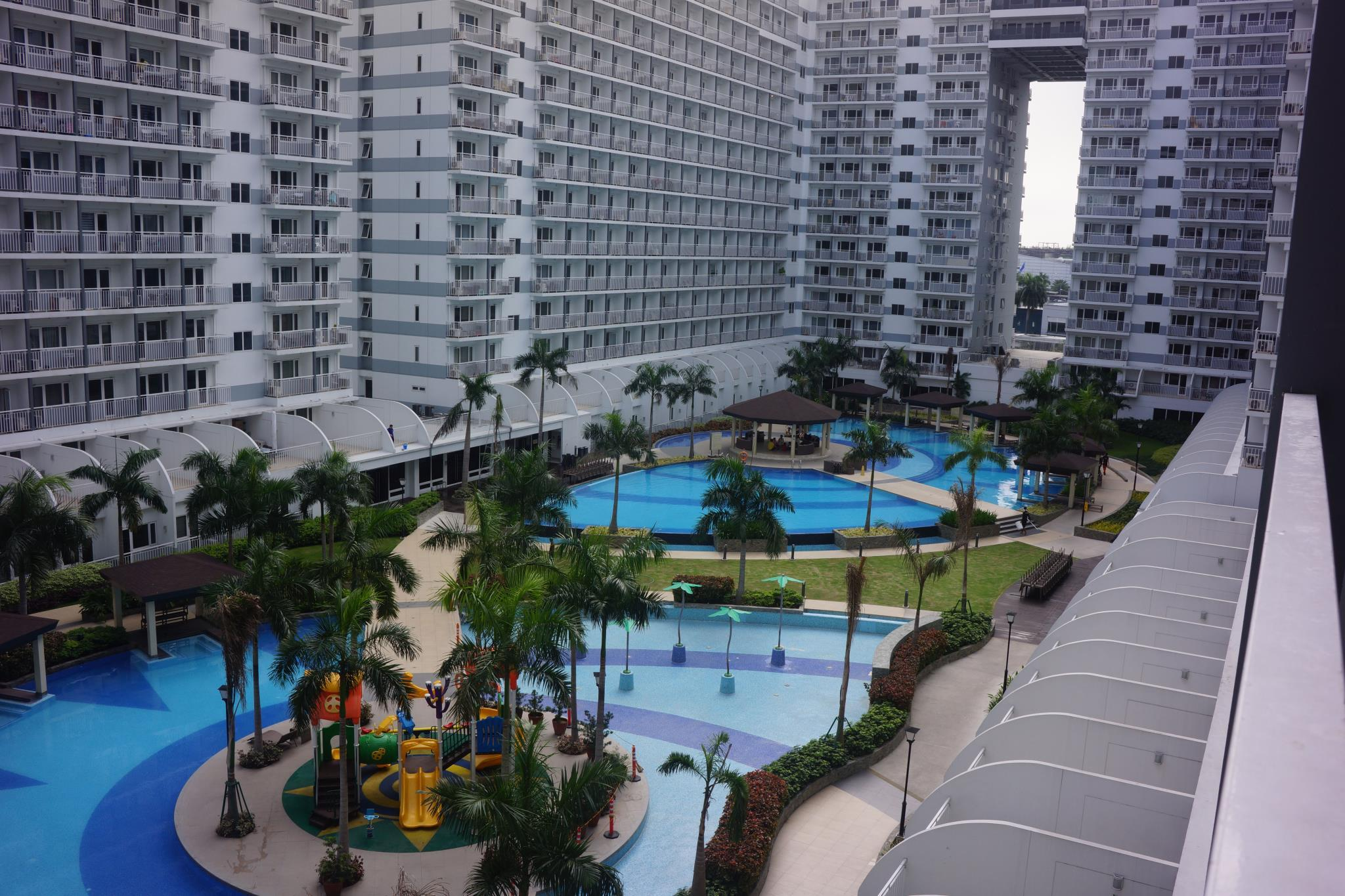 ComfyStay At Shell Residences