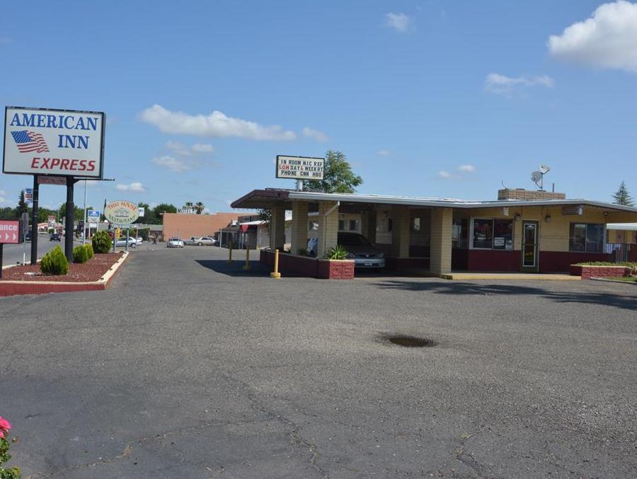 Gateway Inn Express Red Bluff