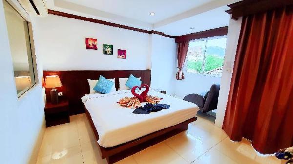 Fruit  paradise hotel Phuket