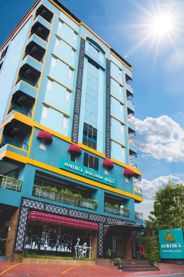 โรงแรมมาเวอร์ริค รัชดา – Maverick Ratchada Hotel