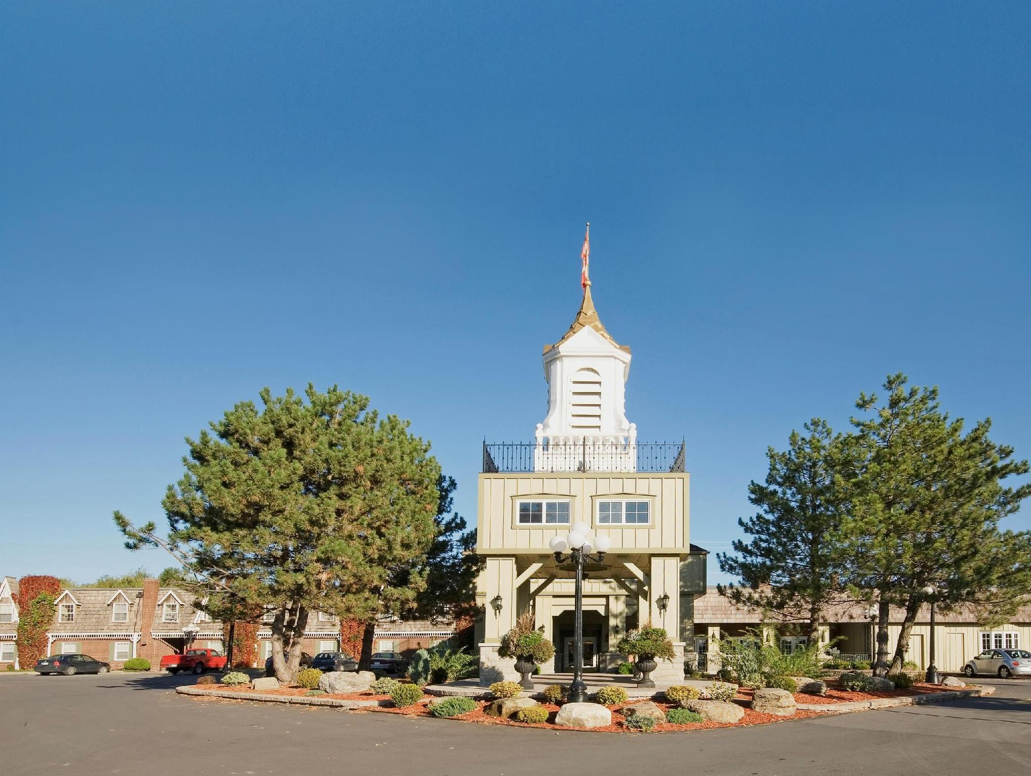 Best Western Parkway Inn And Conference Center